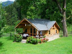 Holzhäuser – ein ökologischer Trend