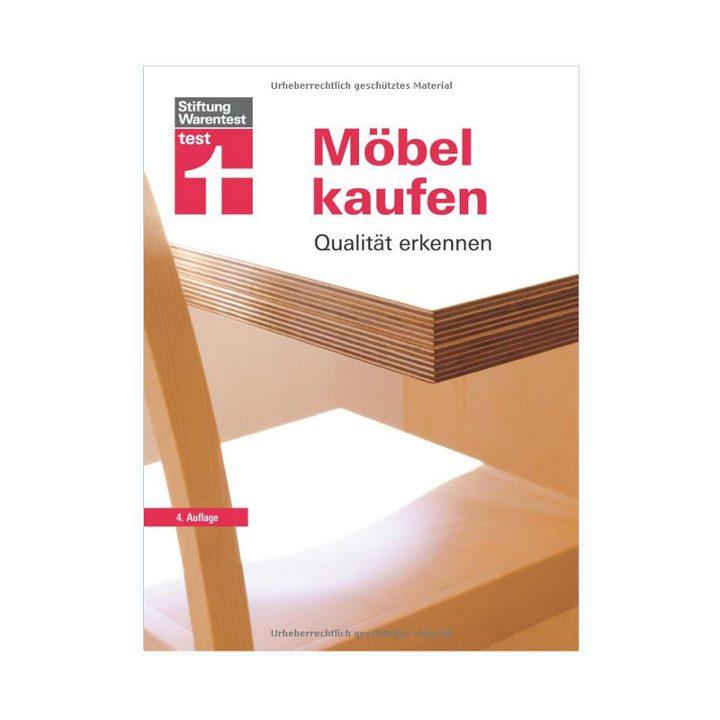 Möbel kaufen: Qualität erkennen | Literaturtipp