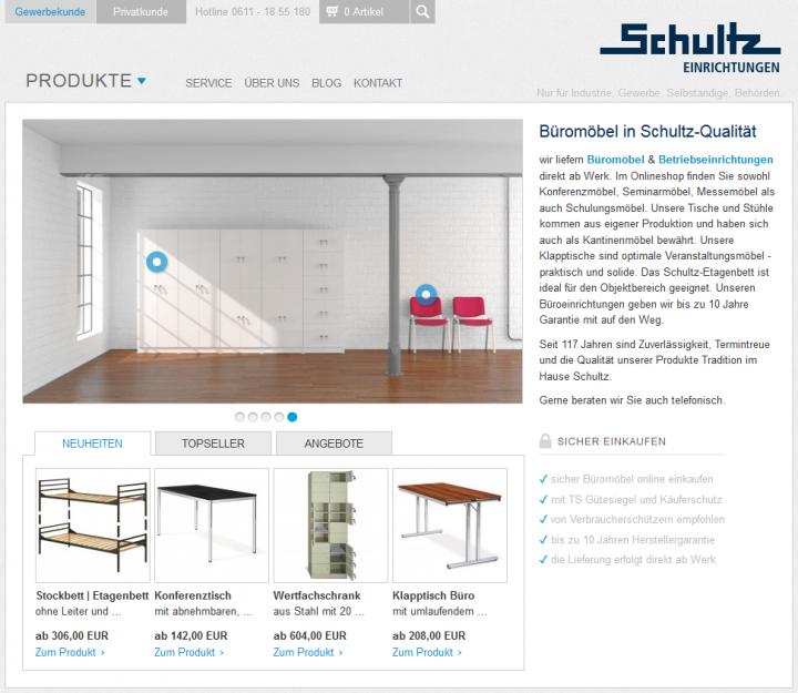 Schultz Betriebseinrichtungen
