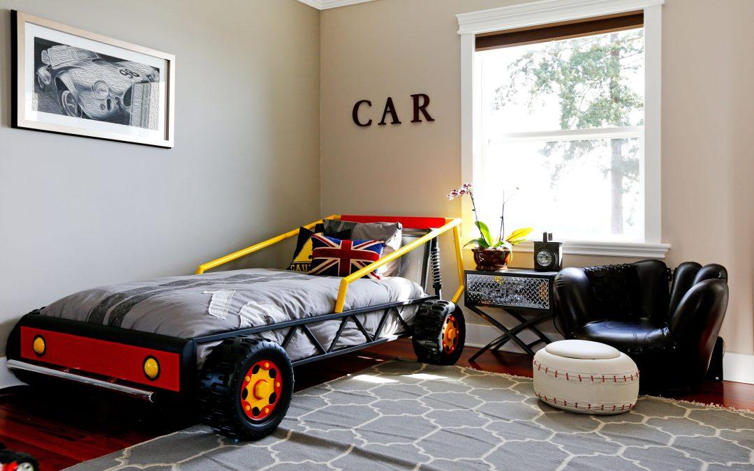 Der Traum vom eigenen Auto beginnt schon früh