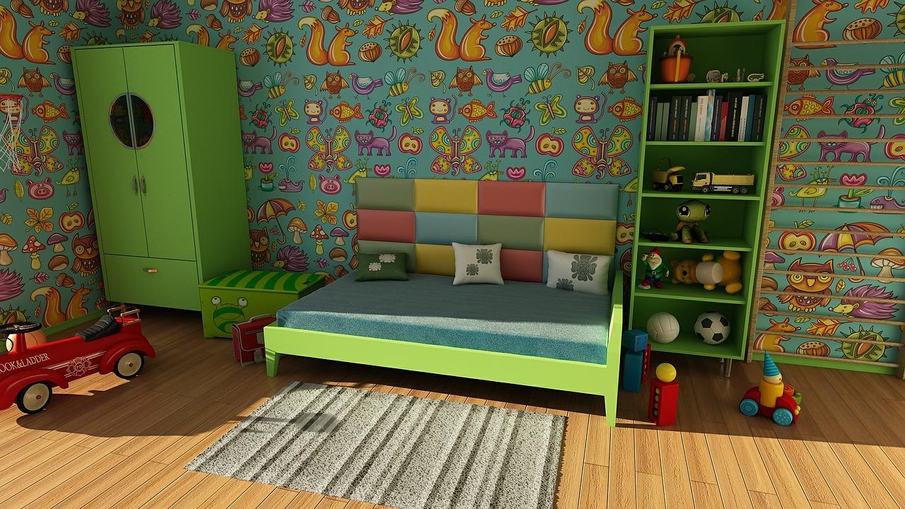 Kinderzimmer gestalten und die Wünsche des Kindes berücksichtigen