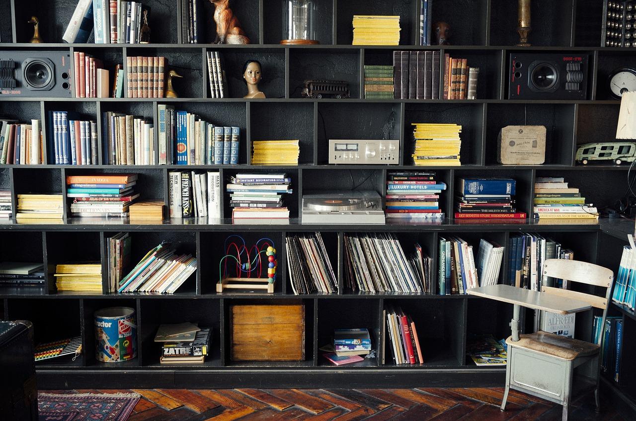Regale – praktisch wohnen leicht gemacht