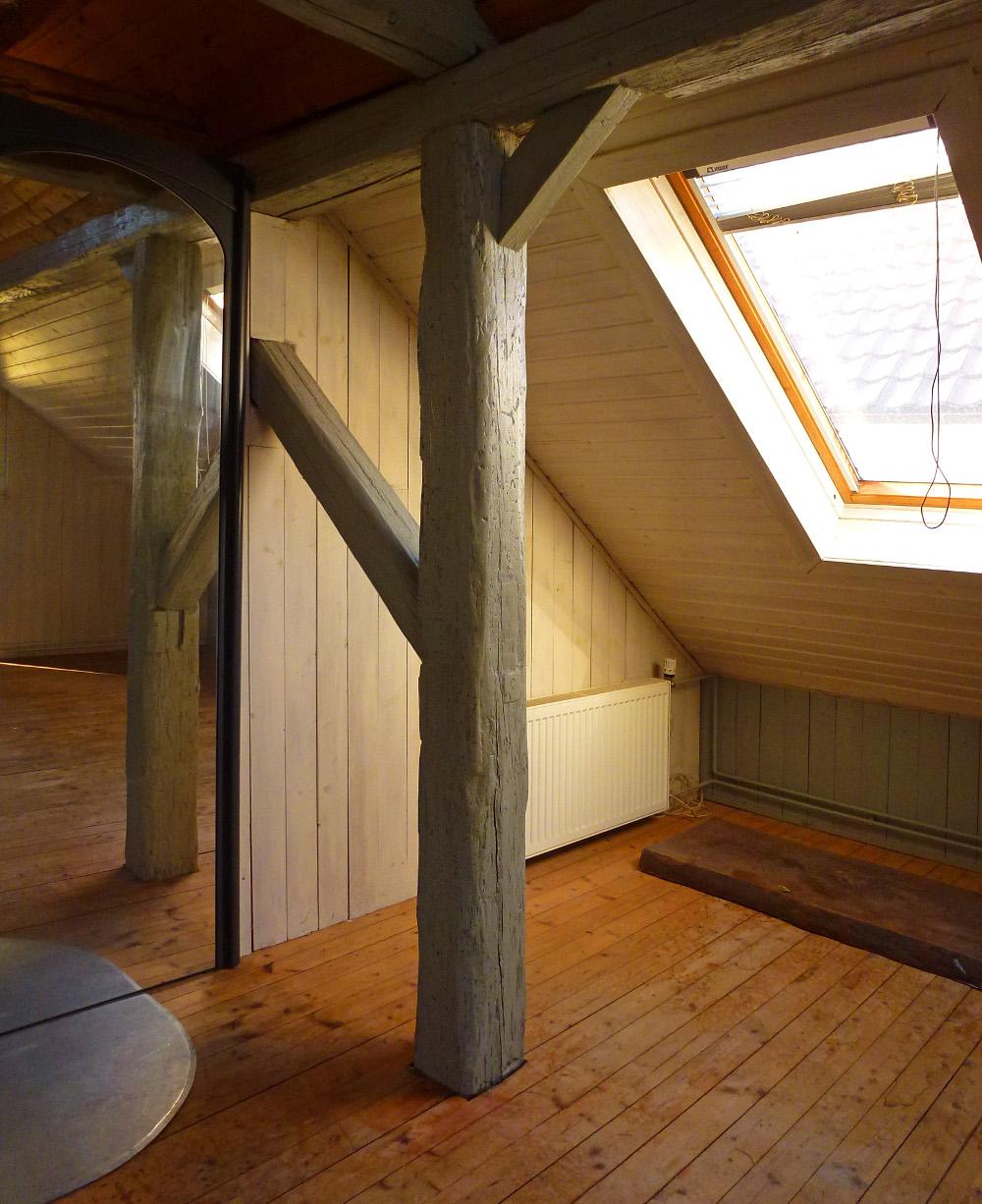 Das passende Fenster für den Dachstuhl finden
