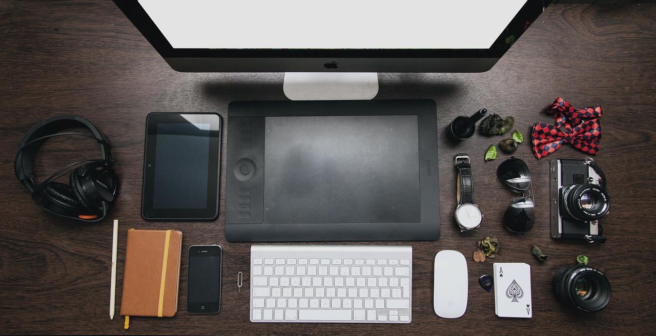 Individuelle Büroeinrichtung im Home-Office