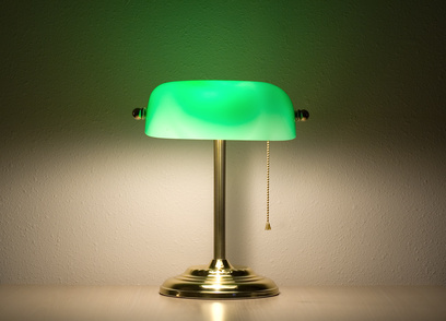 Bankerlampen