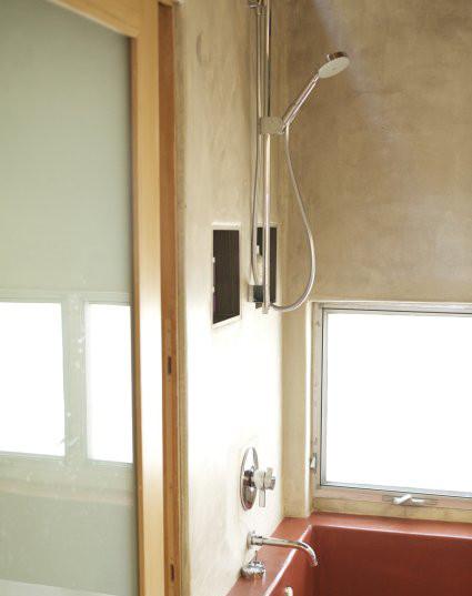 Wie man Schimmel im Badezimmer oder in anderen Feuchträumen stoppen kann
