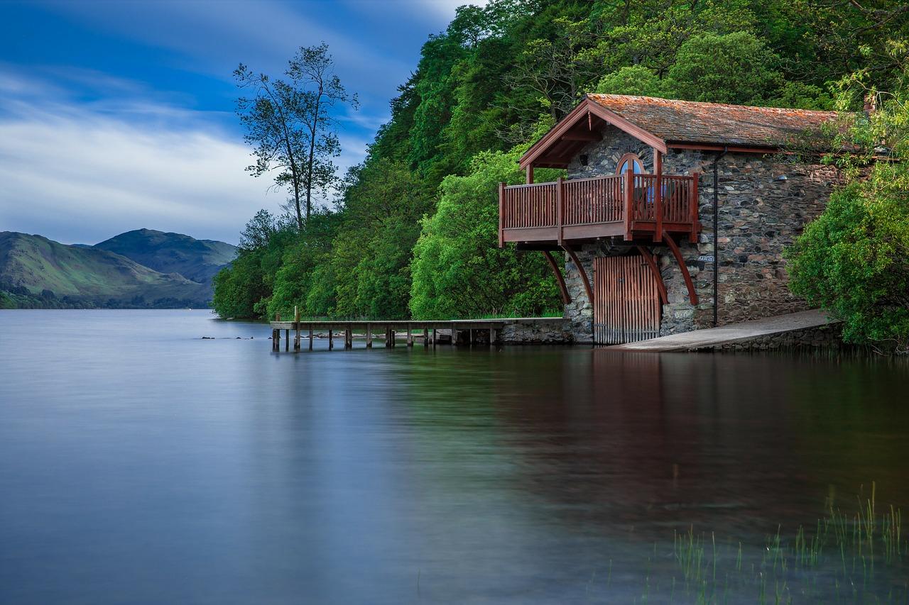 Das Haus am Wasser