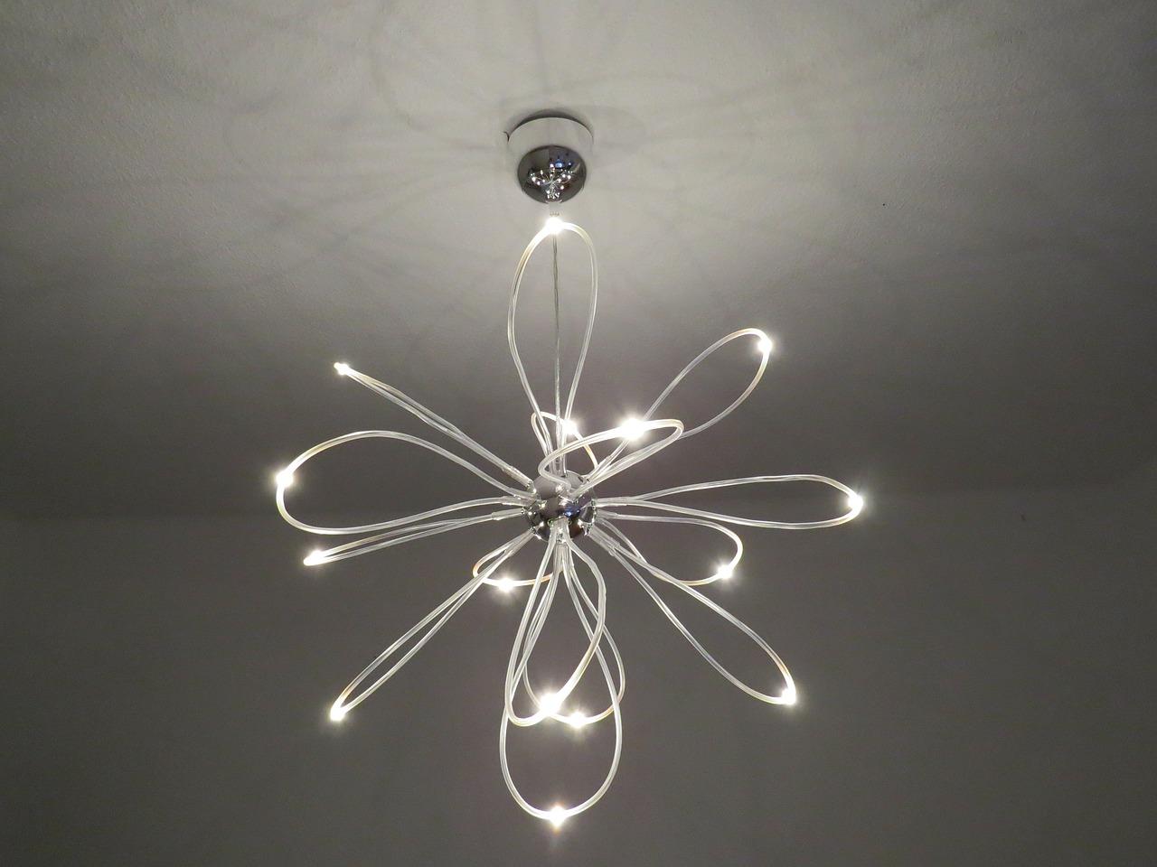 Ein modernes Lichtdesign dank LED-Technik