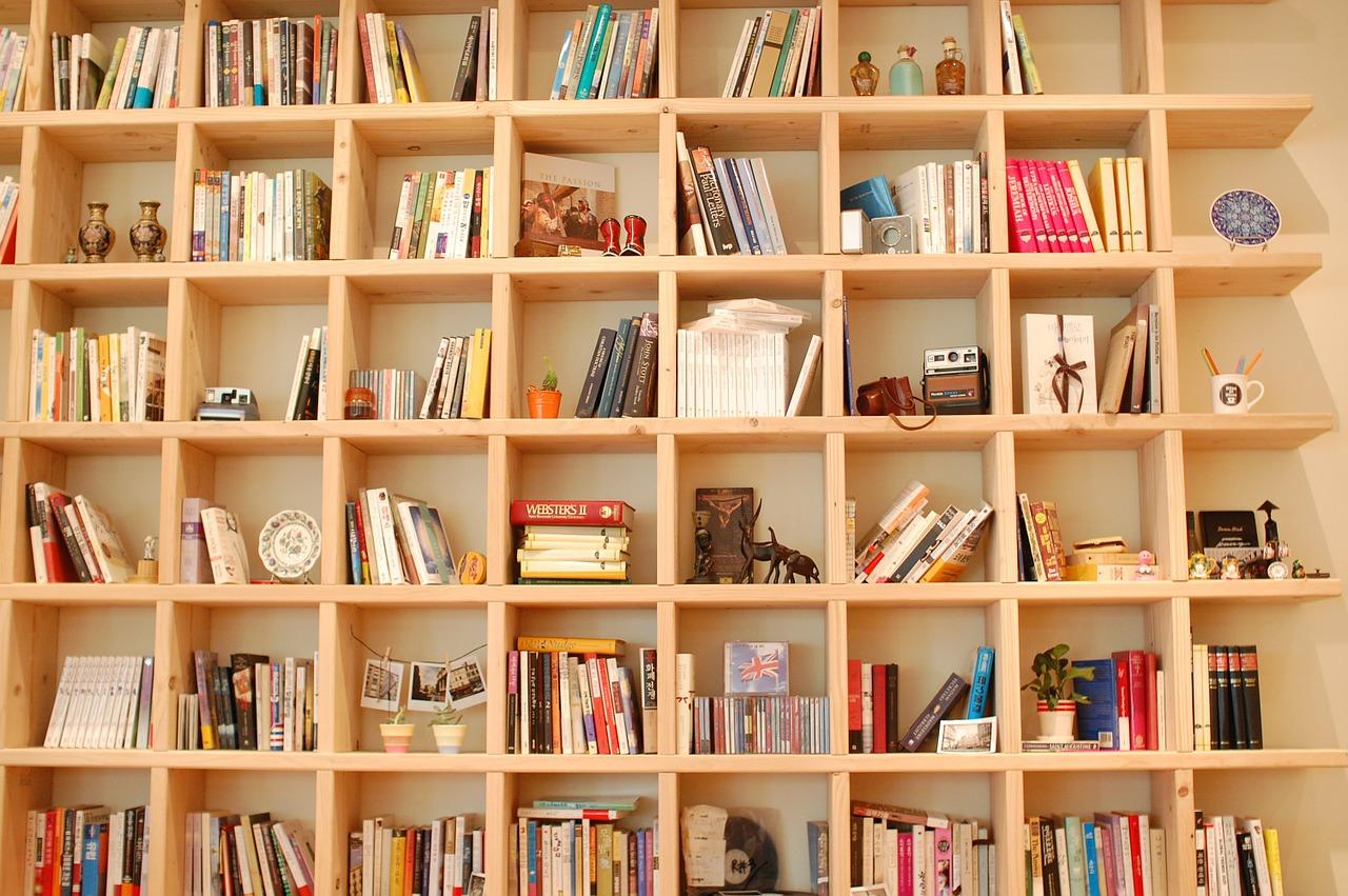 Bücherregale – Wohlfühlen mit Büchern