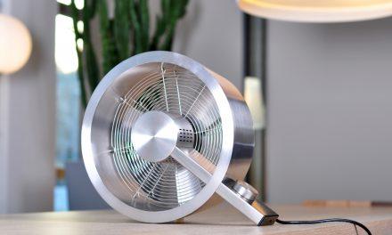 Drei Design-Ventilatoren, die nicht nur cool aussehen