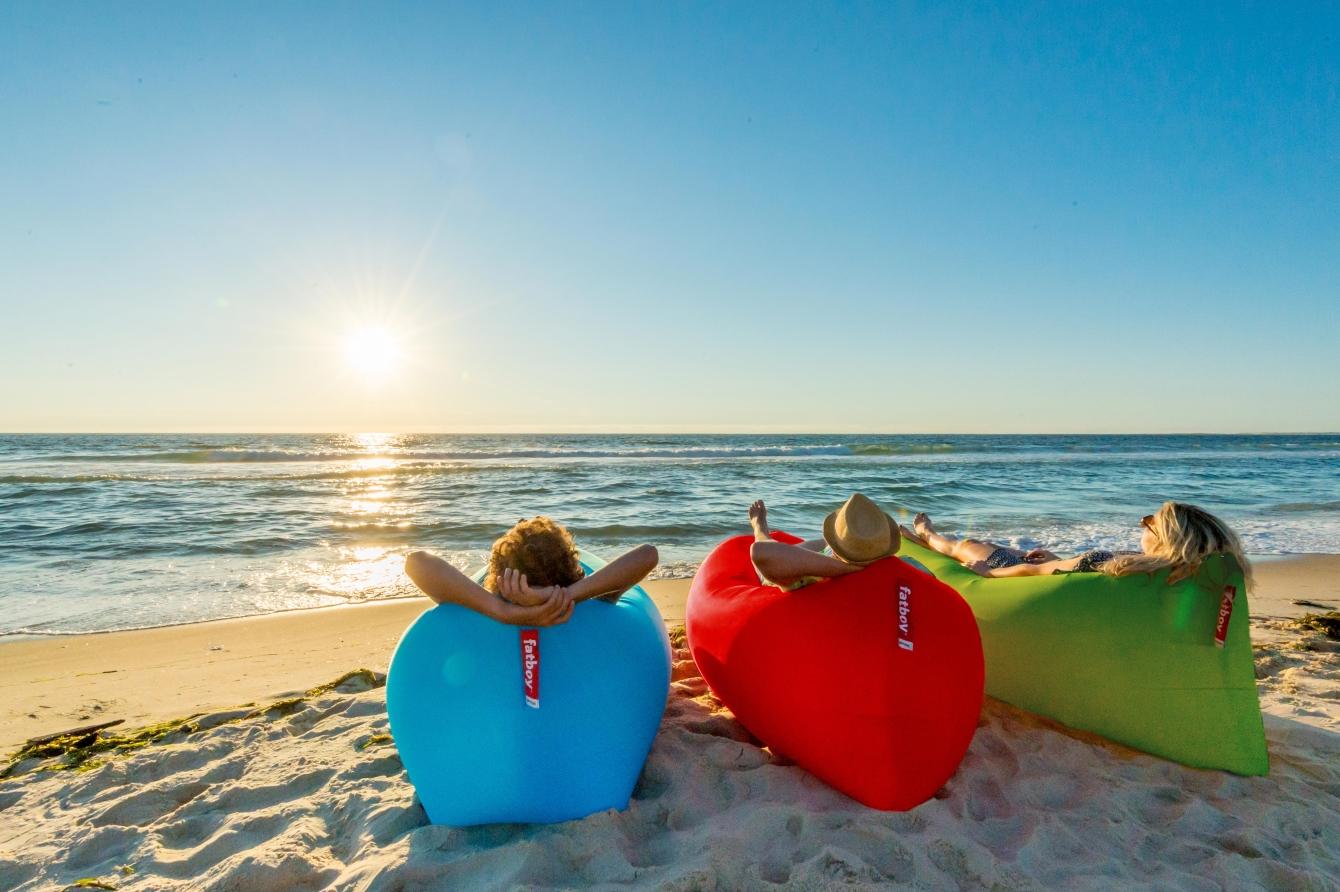 Outdoor-Sitzsäcke – Ganz entspannt den Sommer genießen
