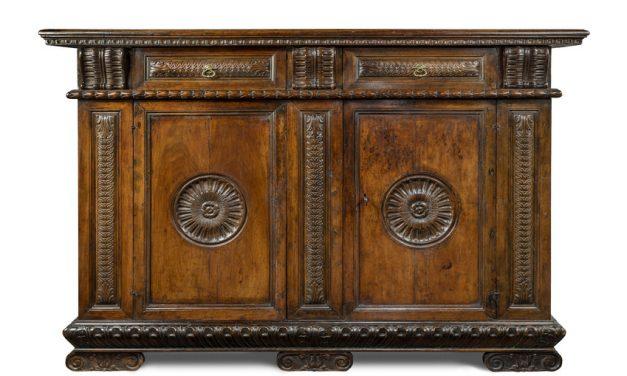 Alte Möbel richtig pflegen