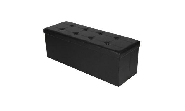 Songmics Aufbewahrungsbox / Sitztruhe mit großem Stauraum