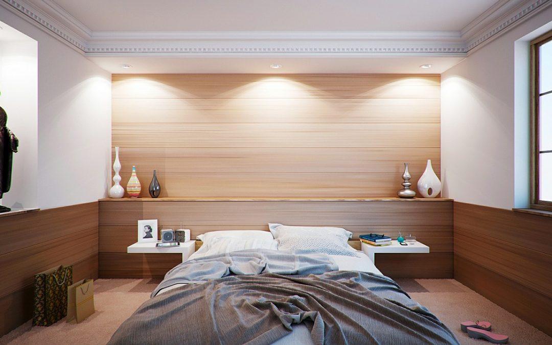 Die Grundregeln für die Dekoration eines Schlafzimmers