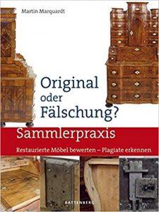 Original oder Fälschung? Restaurierte Möbel bewerten - Plagiate erkennen