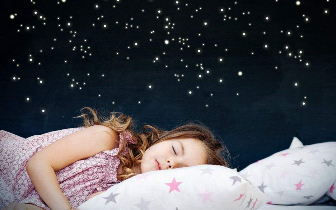 Sternenhimmel-Wandsticker von WANDKINGS