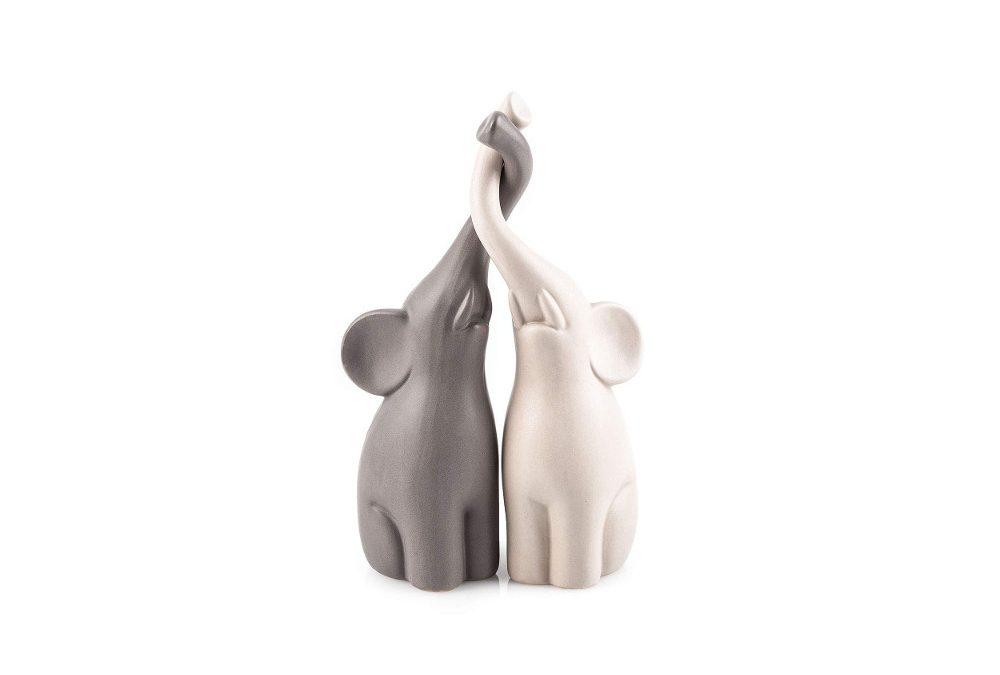 Verliebte Elefanten