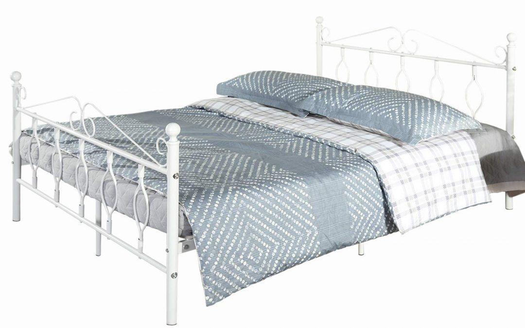 Aingoo Doppelbett aus Metall
