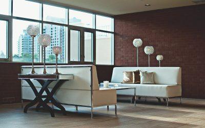 Die Basics für das Einrichten eines Wohnzimmers