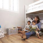 Kompaktes Wohnen oder für das moderne Jugendzimmer: Hochbetten