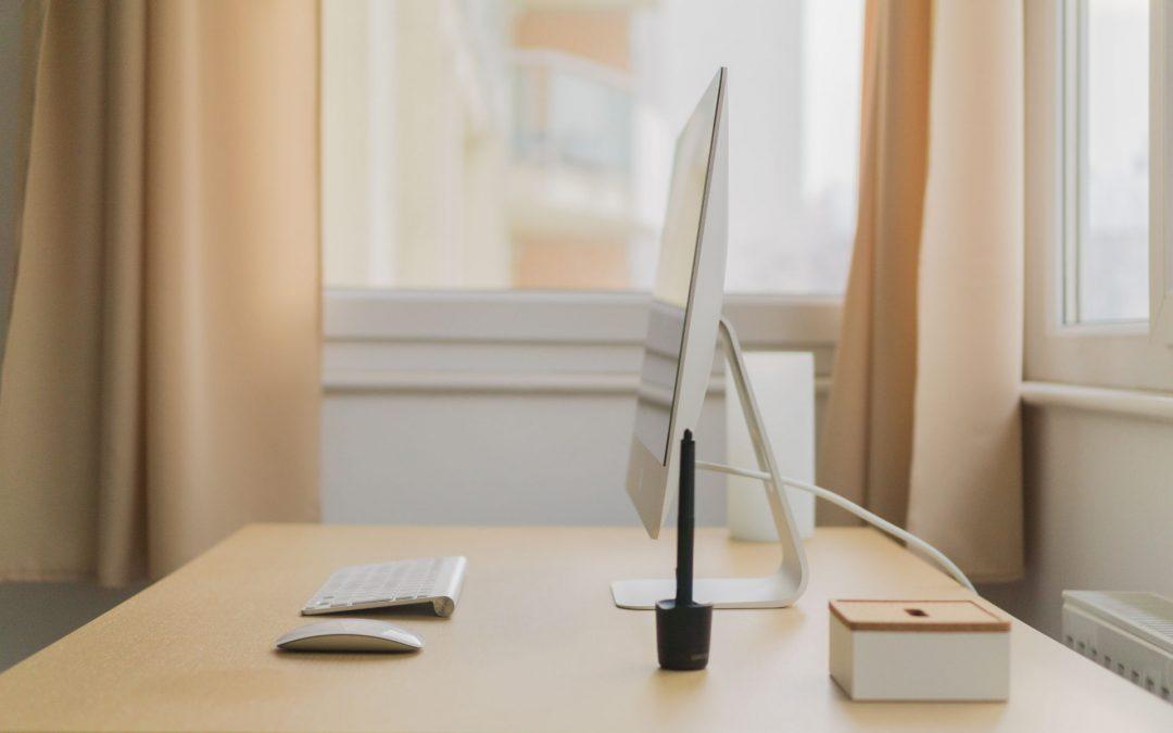 Das Büro zu Hause – am Anfang steht das Konzept