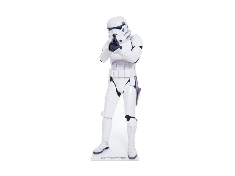 Stormtrooper Kartonaufsteller in Lebensgröße