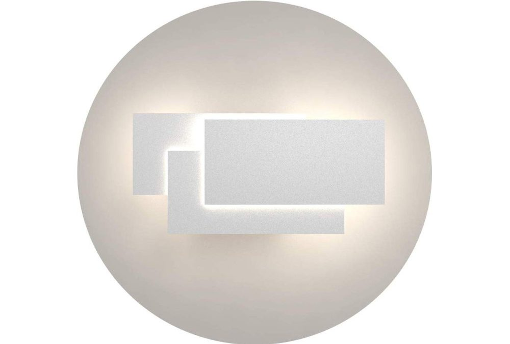 LED-Wandlampe mit 50.000 Stunden Lebensdauer