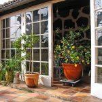 So schützt man sich im Wintergarten vor der Sonne